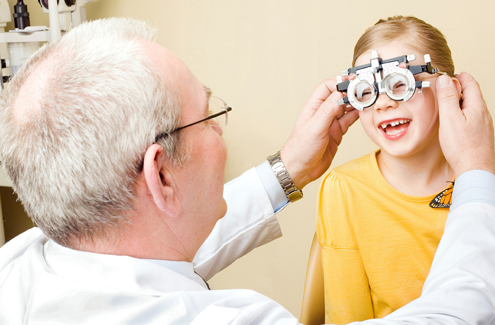 pediatric eye exams from our columbia, MO optometrist