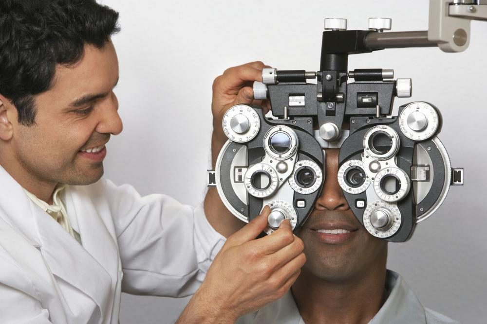 eyecare services at andrew stone optometry in Columbia, MO
